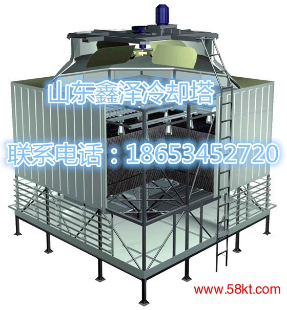 DBNL开式玻璃钢冷却塔配件
