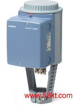 西门子电动执行器SKD32