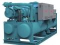 降膜式地源热泵机组