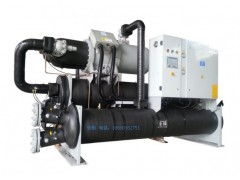 山东济南水源热泵机组
