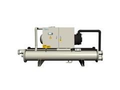 美的热回收螺杆式冷水机组空调