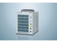 空气能热泵热水机组