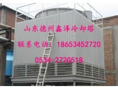 横流组合式冷却塔