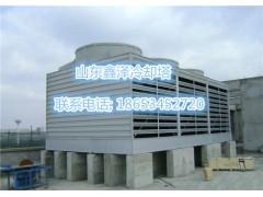 山东鑫泽150吨闭式冷却塔开式