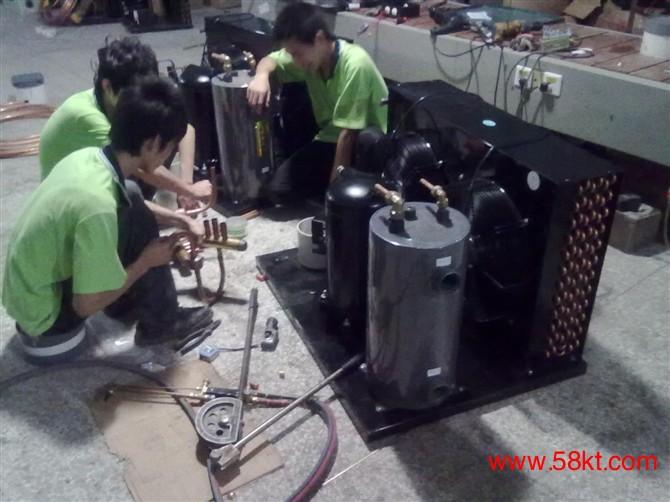 海鲜鱼池制冷机8HP