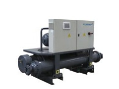涡旋式环保型水源热泵机组