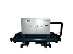 涡旋式降膜型水源热泵机组