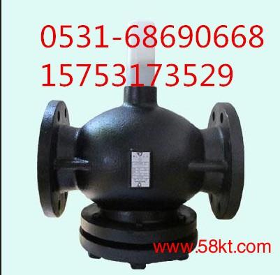 国产铸钢蒸汽温控阀PN25