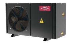 贝莱特家用超低空气能热泵机组