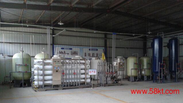 大型工业水处理设备