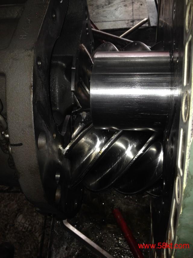 济南大金螺杆压缩机维修噪音大