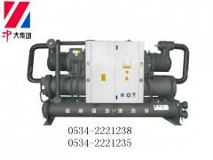 干式地源热泵机组