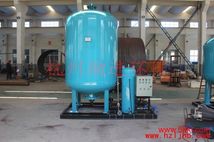 自动补水排气定压机组