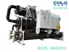 小区供暖专用地源热泵机组
