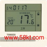 TM802系列大屏液晶显示编程温控器