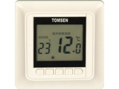 TM806系列豪华液晶显示温控器