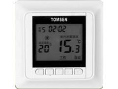 TM808系列豪华液晶显示编程温控器