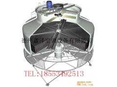 鑫泽150吨方型冷却塔制冷