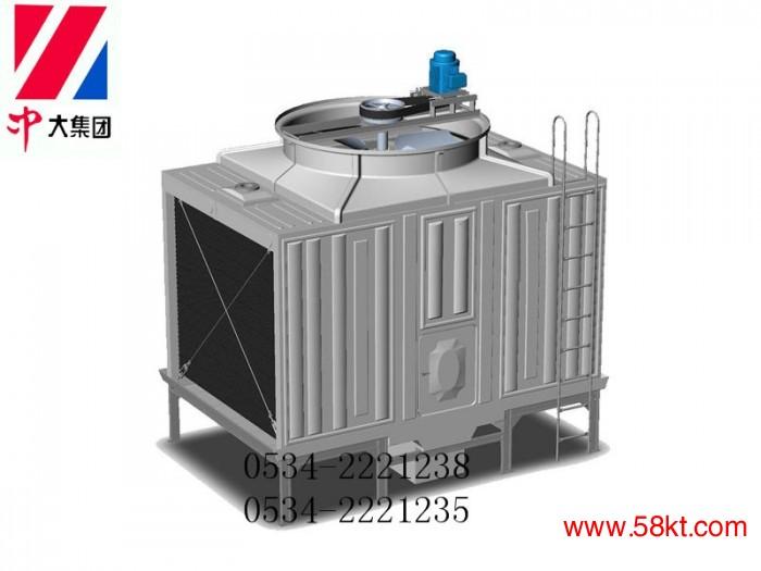 超低噪声横流式冷却塔