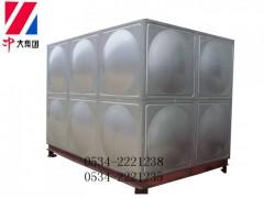 3×3×2装配式保温水箱