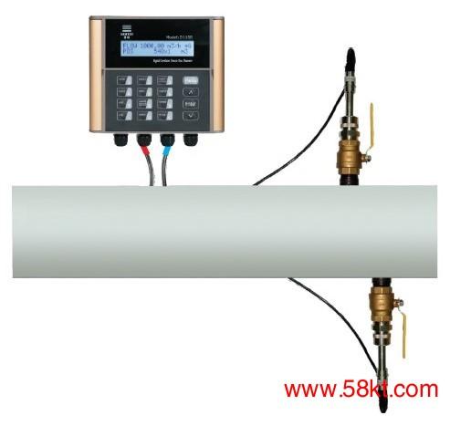 液体超声波流量计测污水自来水