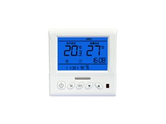 宽屏液晶温控器