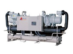 水源热泵螺杆机组