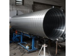 镀锌板螺旋风管