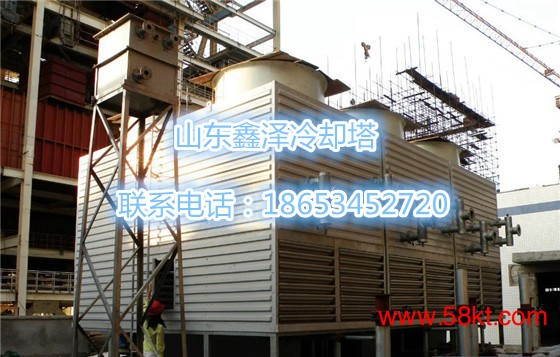 低噪音耐腐蚀玻璃钢开式冷却塔