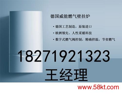 武汉威能24KW国内组装冷凝炉