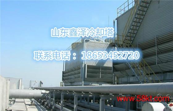 上海工业逆流冷却塔