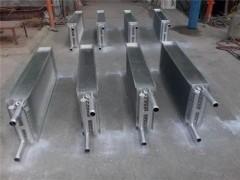 中央空调铜管表冷器
