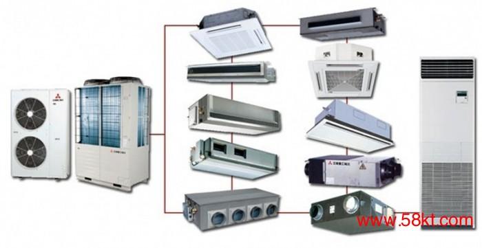 三菱重工KX6系列中央空调