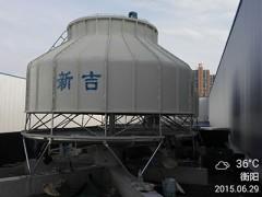 钢铁厂高温工业冷却塔