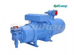 SRC-S满液/降膜专用压缩机