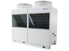 低温高效模块式风冷热泵机组
