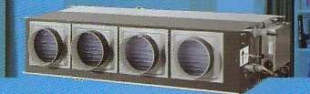 海尔商用空调中静压风管机