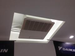 大金三管制温湿平衡3D气流空调