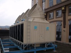 酒店用超低噪音冷却塔