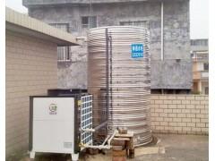 成都武候空气能中央热水工程
