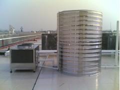成都直热式空气源热泵热水机组