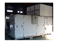 海南软胶囊车间组合式转轮除湿机