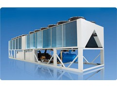 EK AS系列螺杆式热泵中央空调