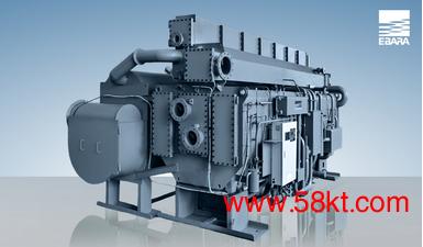 烟气热水型吸收式冷温水机