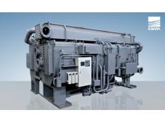 直燃型吸收式冷温水机