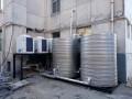 佳时利5吨空气能热水系统