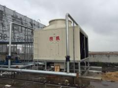 低噪音方形冷却塔