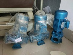 海龙立式水泵