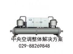 R134a水冷螺杆机组R4A