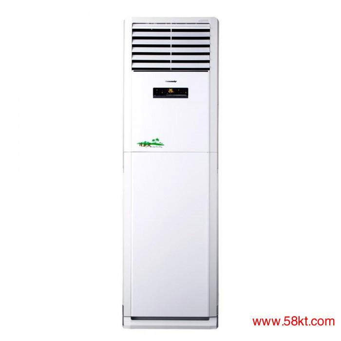 格力清新风5匹柜机空调